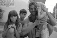 Familia en Graham, Carolina del Norte