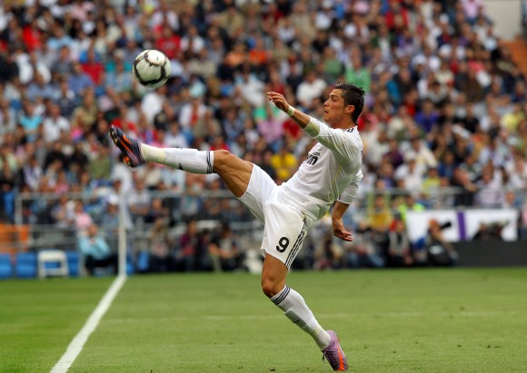CR7, Pamplona