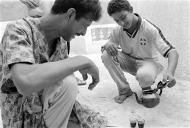 Libia- clan de los Naas, cerca de Trípoli