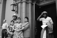 Atlanta, mezcla cultural en una iglesia de la capital sureña